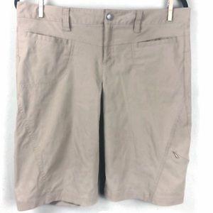 Athleta Dipper 5 Pocket Bermuda Shorts